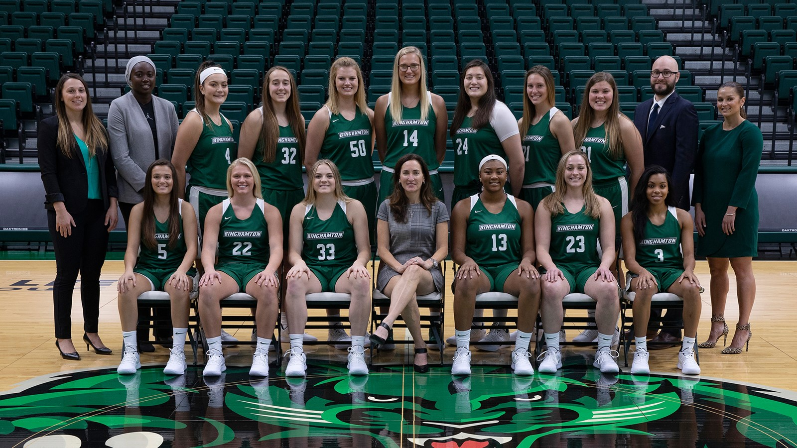 A look at the women's basketball team