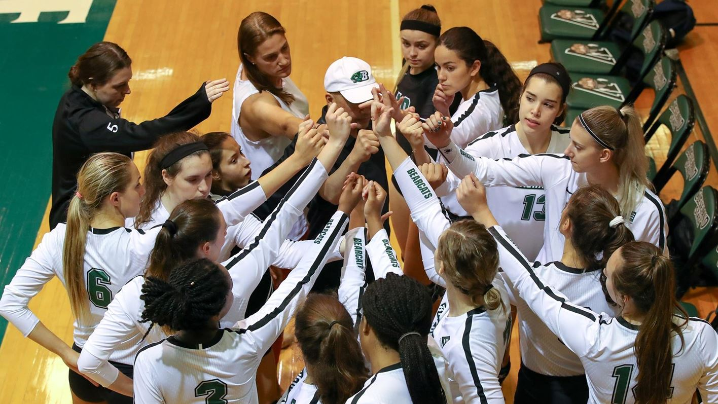 Volleyball Free Youth Clinic Still On For March 4 Binghamton University Athletics